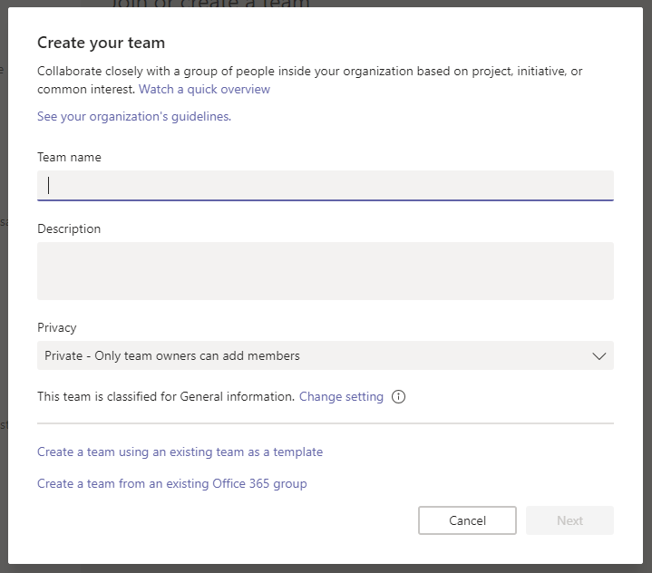 Automate governance in Microsoft Teams: The Result - Yannick