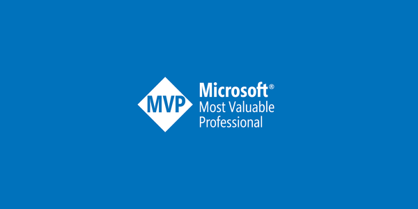 I got awarded Microsoft Most Valuable Professional!